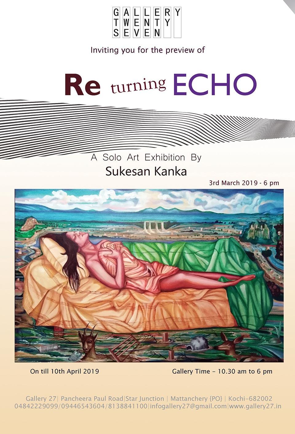 Re turning ECHO